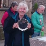 Sheila retained the W65 trophy