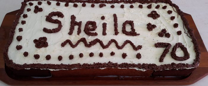 Happy Birthday Sheila